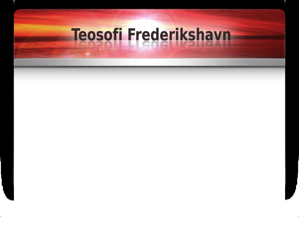 teosofisk forening
